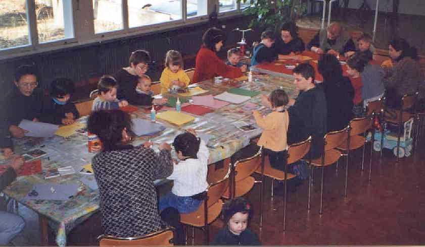 Basteln im Jahr 2000