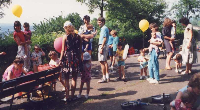 1989 Treffen auf dem Reservoir